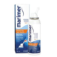 Marimer Verstopte Neus Zeewater Spray 100ml
