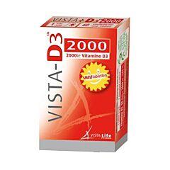 Vista-D3 2000 60 Smelttabletten