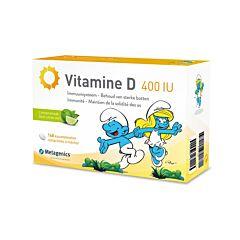 Metagenics Vitamine D 400IU Smurfen 168 Kauwtabletten