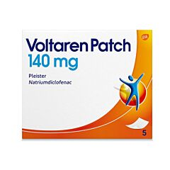 Voltaren Patch 140mg 5 Pleisters