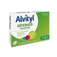 Alvityl Weerstand 30 V-Capsules