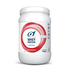 6D Sports Nutrition Whey Protein Strawberry 700g