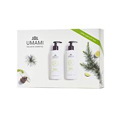 Umami Woody Lemons Hand Care Set Bergamot & Ceder 2 Producten