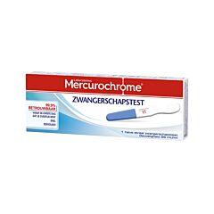 Mercurochrome Zwangerschapstest 1 Stuk