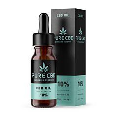 Pure CBD Full Spectrum Olie 10% 10ml