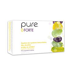 Pure D Forte 90 Kauwtabletten
