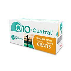 Q10 Quatral Promo 2x28 Capsules + GRATIS 2x7 Capsules