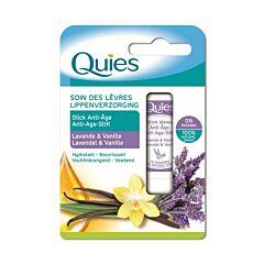 Quies Lippenverzorging Anti-Age Lavendel & Vanille 1 Stuk