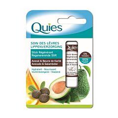 Quies Lippenverzorging Avocado & Galamboter 1 Stuk