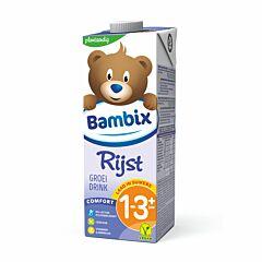 Bambix Groeidrink Rijst 1-3J+ 1L