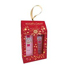 Roger & Gallet Geschenkkoffer Rose - 2 Producten