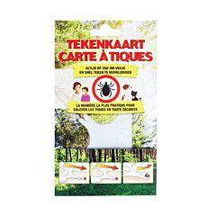 Safecard Tekenkaart 1 Stuk