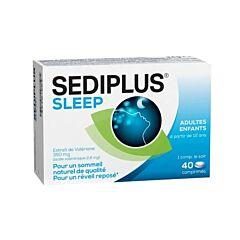 Sediplus Sleep 40 Tabletten