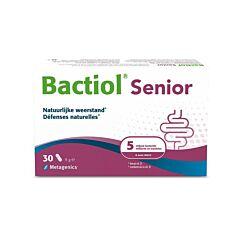 Bactiol Senior Natuurlijke Weerstand 30 Capsules (Vroeger Probactiol Senior)