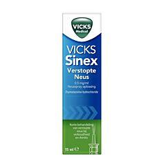 Vicks Sinex Verstopte Neus Neusspray 15ml