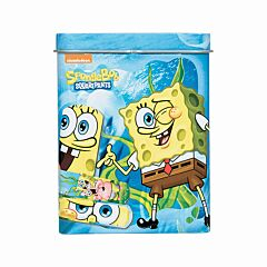 Dermo Care Spongebob Pleister Strips 18 Stuks