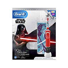 Oral-B D100 Star Wars Elektrische Tandenborstel 1 Stuk + GRATIS Travelcase