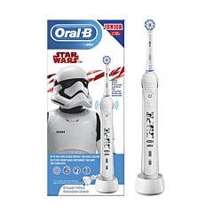 Oral-B Junior Elektrische Tandenborstel Star Wars 6+ Jaar 1 Stuk