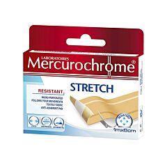 Mercurochrome Stretchpleister Resistant 1mx6cm