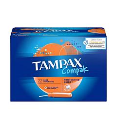 Tampax Compak Super Plus 22 Stuks
