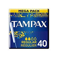 Tampax Regular Tampons 40 Stuks