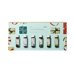 Korres The Gifting Philosophy Set: Mini Douchegels 6x40ml