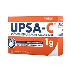 Upsa-C 1000mg 20 Bruistabletten