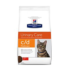 Hills Prescription Diet Urinary Care C/D Kattenvoer Kip 5kg