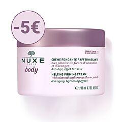 Nuxe Body Verstevigende Smeltzachte Crème Pot 200ml Promo - €5