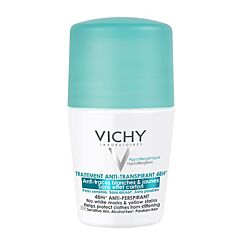 Vichy Deodorant Roller Anti-Witte en Gele Vlekken 48u 50ml