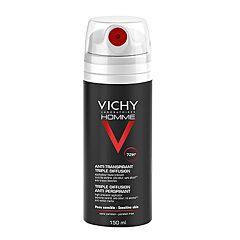 Vichy Homme Spray Triple Diffusion 72 Uren 150ml