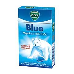 Vicks Blue Keelpastilles Menthol 40g