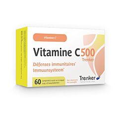 Vitamine C 500 Immuunsysteem 60 Kauwtabletten