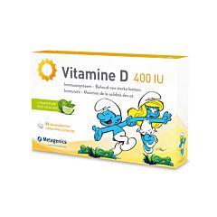 Metagenics Vitamine D 400IU Smurfen 84 Kauwtabletten