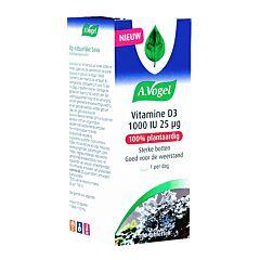 A. Vogel Vitamine D3 1000 IU 25 µg 100 Tabletten