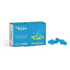 Blox Silicone Oordopjes Waterproof Kind 1 Paar