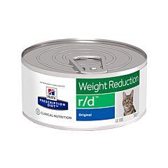 Hills Prescription Diet Weight Reduction R/D Kattenvoer 156g