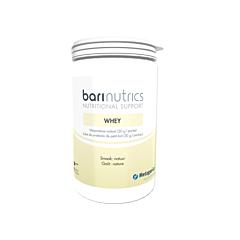 Barinutrics Whey Natuur 21 Porties