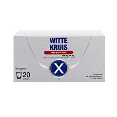 Witte Kruis Pijn/ Koorts 20 Poederzakjes