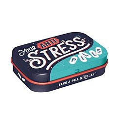 Your Anti Stress Pills Pepermuntdoosje 15g