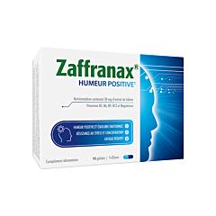 Zaffranax Positieve Stemming 90 Capsules