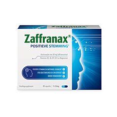 Zaffranax Positieve Stemming 45 Capsules
