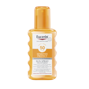 Eucerin Zon Sensitive Protect Transparant Spray SPF50+ 200ml