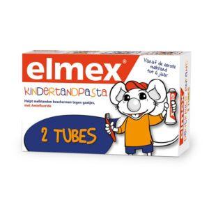 Elmex Kind Tandpasta Tube 2 X 50ml
