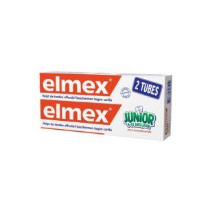 Elmex Junior Tandpasta Tube 2 X 75ml