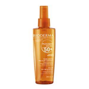 Bioderma Photoderm Bronz Droge Olie Spray SPF50+ 200ml