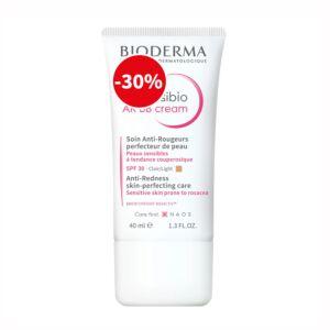 Bioderma Sensibio Anti-Roodheid BB Crème 40ml - Lichte Tint - Promo -30%