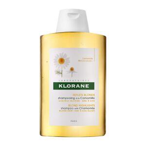 Klorane Shampoo Blond Haar - Kamille 400ml