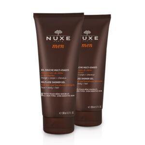 Nuxe Men Multifunctionele Douchegel Duopack Promo 2x200ml