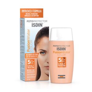 Isdin Fotoprotector Fusion Water 5 Star Color SPF50 50ml